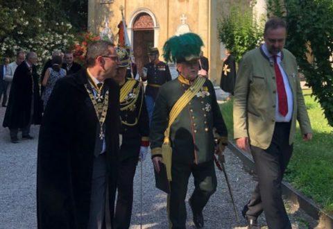 24 giugno 2019: I Giovani Monarchici a Solferino