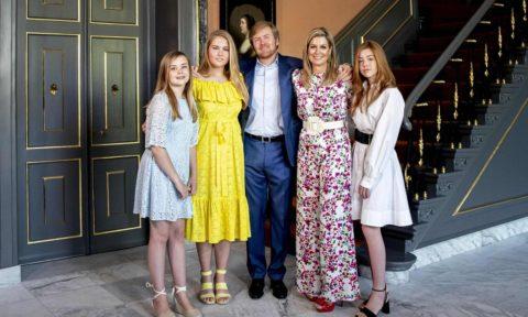 Il discorso di S.M. Re Willem-Alexander dei Paesi Bassi per il King's Day 2020