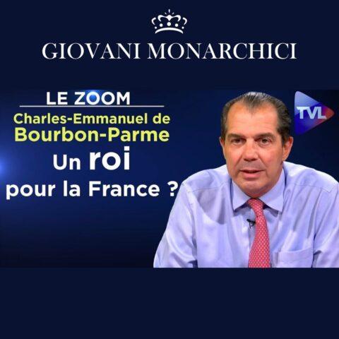Charles-Emmanuel de Bourbon-Parme prossimo Presidente della Repubblica Francese?