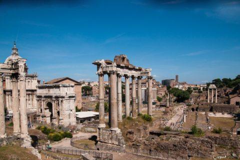 BONUM DIEM NATALIS, ROMA!