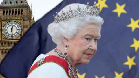 Il ruolo della Regina Elisabetta II nel Brexit