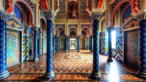 Castello di Sammezzano: mille e una bellezza, da salvare.