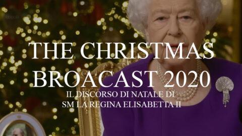 The Christmas Broadcast 2020: il discorso di Natale di HM The Queen