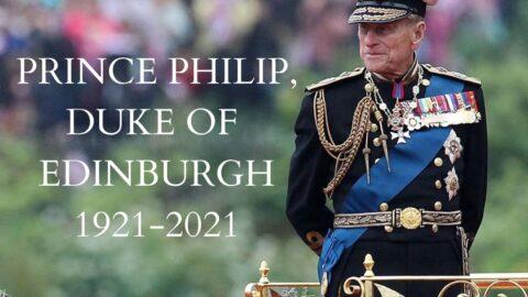 Scomparsa S.A.R il Principe Filippo, Duca di Edimburgo – Comunicato del nostro Presidente, Simone Balestrini